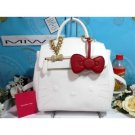 Hello Kitty x Samantha Vega Charm with backpack tote hand bag white NEWFS Japan