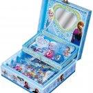 Elsa Frozen Secret of jewelry box case DC Stationery SET Disney F/S Gift set
