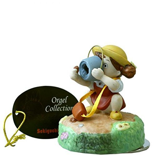 "Sekiguchi Studio Ghibli MEI My neighbor Totoro Music box""Bucket""Japan"