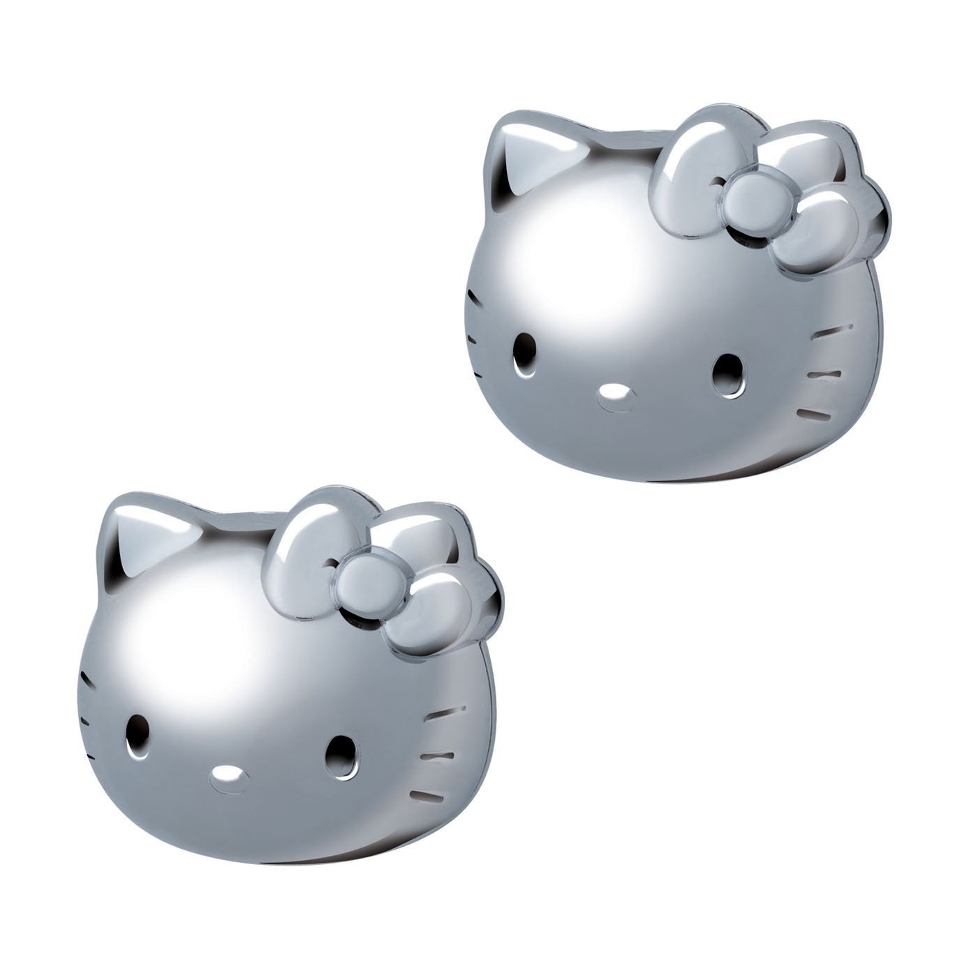 Hello Kitty Car Accessory Face Bolt Cap Number Plate Sanrio kawaii Japan NEW FS