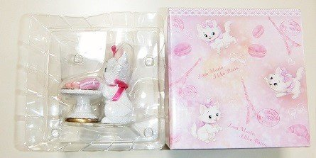 �Disney Store Marie Accessories tray case Fairy Season JAPAN limited! F/S�