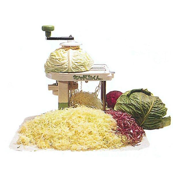 CHIBA Japanese Cabbage Slicer + Blade 3 Set for Stock! Cutter Vegetable ManualFS