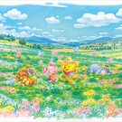 Disney Jigsaw Puzzle Winnie THE Pooh Flower Field D 1000 356 1000 Pieces Tenyo
