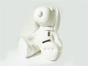 """COACH x PEANUTS Snoopy Plush doll S 23cm 9"""" White LIMITED EDITION JAPAN NEW FS"""
