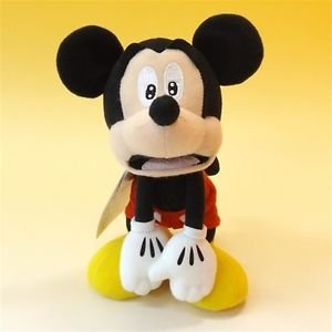 The frozen Mickey mouse Plush Doll Tower of Terror Tokyo Disney Sea Limited NEW
