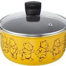 Disney Tefal pot stew pan Winnie the Pooh yellow 20cm F/S from Japan