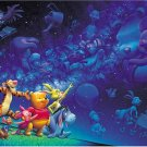 Disney Jigsaw Puzzle Pooh Starlight fantasy D-1000-202 1000 pieces Tenyo F/S