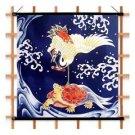 Furoshiki Tapestry Noren Wall picture Kakejiku Doorwayhanging scroll Japan NEWFS