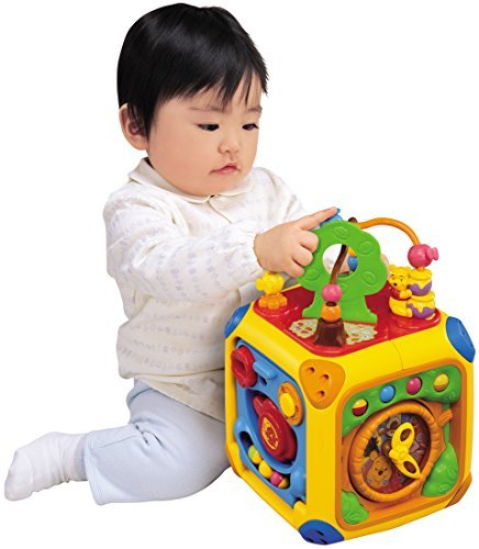 Takara Tomy Disney Winnie the Pooh fingertips play! F/S JAPAN