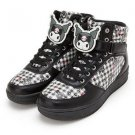 KUROMI character clip high-cut sneaker Msize/ US 6.5/ UK 5/EURO 37 SANRIO