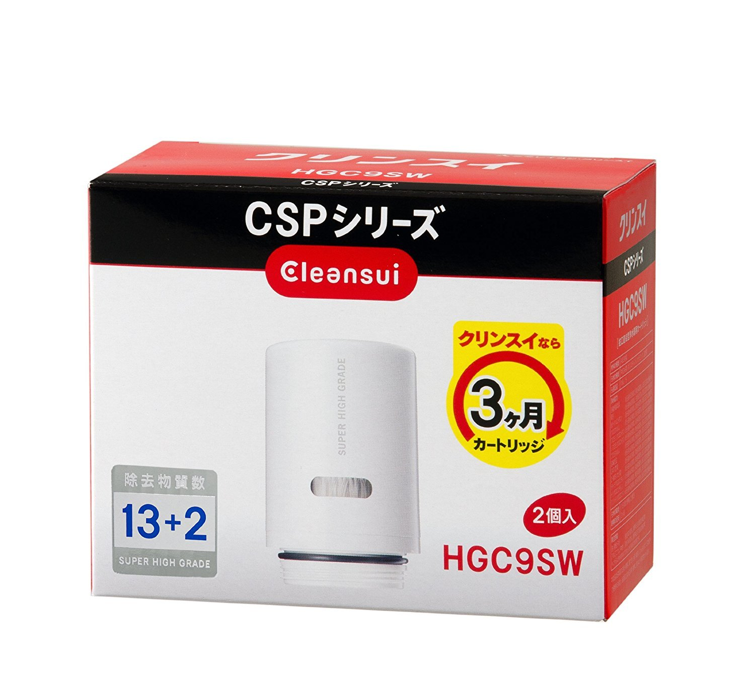 Made in JAPAN Mitsubishi Rayon HGC9SW Cleansui Super High-Grade CSP Series NEW