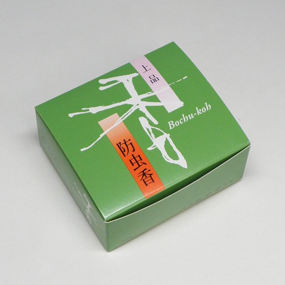 Made in JAPAN BOCHUKOH-Kyoto Anti-Insect Insect incense for Kimono,Yukata,DollFS