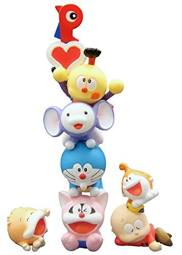 NEW Fujiko · F·Fujio Characters TSUMTSUM block toy Doraemon Korosuke Ensky3AR FS