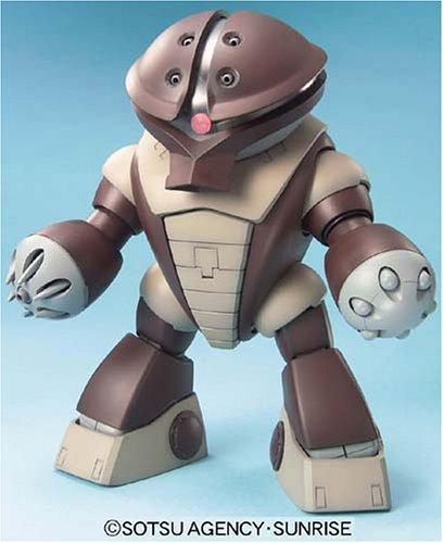 BANDAI MG MSM-04 Acguy 1/100 Scale Model kit Amphibious mobile suit Gundam