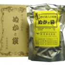 Free shipping! Japanese NUKA Rice Bran Body & Facial Scrub Natural soap NEW