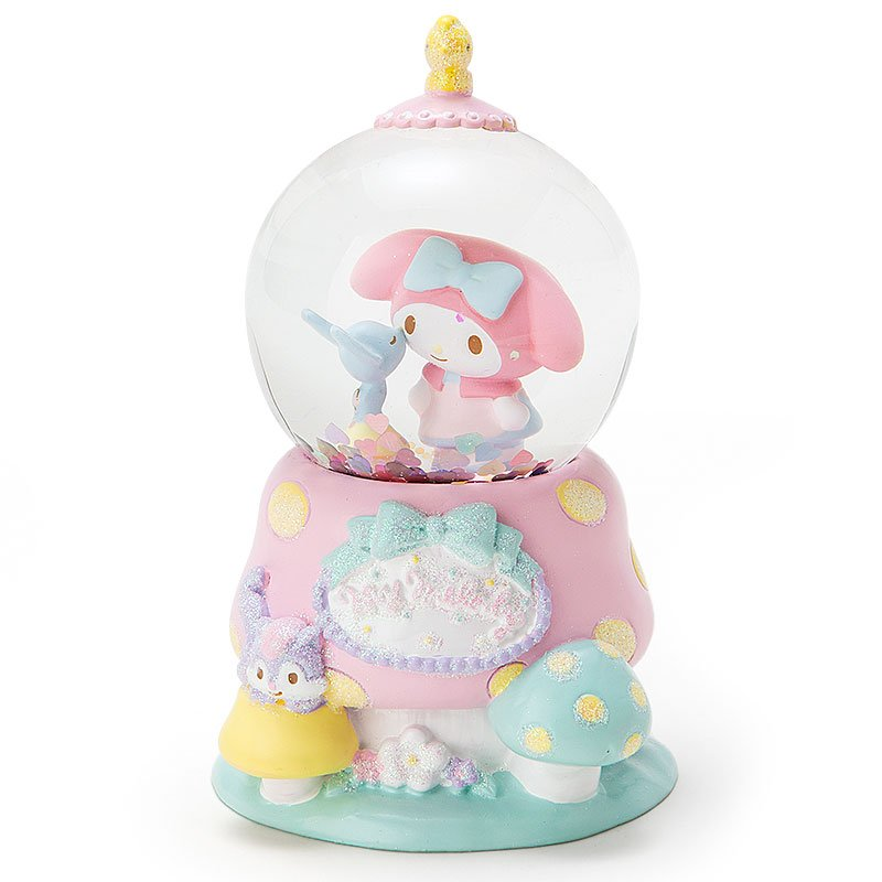 Gift! New release! 2016 My melody Christmas Snow Globe dome Sanrio Japan FS
