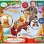 Disney Winnie the Pooh chat Walker rider Child car toy F/S JAPAN NEW