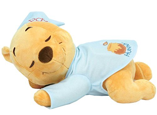 Disney together to sleeping soundly melody Winnie the Pooh F/S JAPAN