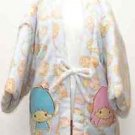 Sanrio Little Twin Stars Kikilala Hanten Short coat Room wear Poncho M Sachs NEW