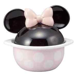 Gift Disney minnie mouse IH compatible enamel pot Earthen pot pink JAPAN FS NEW