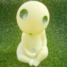 Studio Ghibli Princess Mononoke Kodama Sensor LED Garden Lamp Light Japan FS NEW