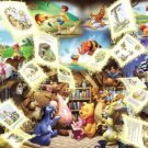 Disney Jigsaw Puzzle Winnie The Pooh Happiness D-1000-287 1000 Pieces Tenyo