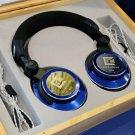 Offer OK NEW ULTRASONE Headphone Tribute 7 World limited 777 Black Blue JAPAN FS