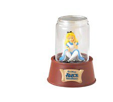 Alice in Wonderland Room lamp Table lamp light Setocraft from Japan NEW F/S