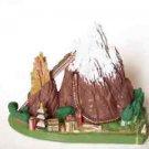 Disney Parade Everest + Townscape of Tibet Disneyland Diorama Figures Miniature