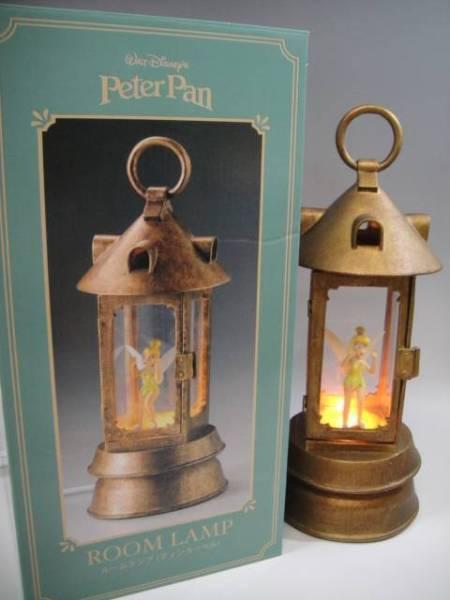 """Last stocK! Rare! 35cm (13.7"""") DisneyTinker Bell lamp, table Light JAPAN NEWFS"""