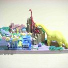 Disney Parade IUSA the kingdom of the dinosaurs Island Disneyland Miniature F/S