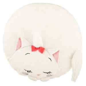 Disney Store Marie Cat 2 Cushion M Mocchi Japan limited Aristocats NEW