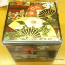 Made in JAPAN Maiko Chest of drawers Flower Box case Resin Jyubako Kyoto NEW FS