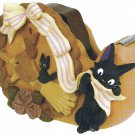 ❦Ghibli Kiki's Delivery Service Tape Cutter Bread Wreath and Jij Japan NEW F/S❦