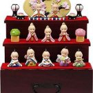 Rose O'Neill Kewpie Hina doll 3 steps for Event from JAPAN NEW Free shipping