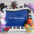 Disney TDR Aristocats Marie Berlioz Toulouse Photo stand flame Japan limited FS