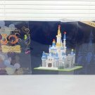 Disney Resort Cinderella Nanoblock Deluxe Edition  Limited 300 castle F/S NEW