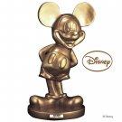 "Mickey Mouse Oversized 52 cm 20.5"" Bronze Statue Ornament Figure World 2000 FS"