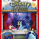 Disney Dream Theater Cinderella scene 1 -30 Complete set With Music box Diorama