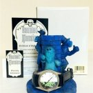 Rare! Haunted Mansion 3 Ghost Figurine & Wrist watch USA Limited Edition NEW F/S