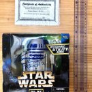 Pretty rare! STAR WARS R2-D2  Kenny Baker Sign Figures With expert opinion NEWFS