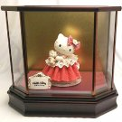 Hello Kitty 40th Pottery Lace Doll Cerarnic Ornament Figures Japan Stuffed Plush