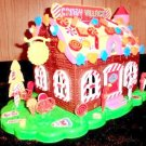 1970s Vintage! Hello Kitty Smiling Bakery Candy House JAPAN Super Rare HTF FS