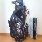 Rare! Star Wars Darth Vader Caddy bag Golf bag case black Japan NEW F/S