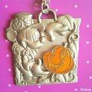 TDL HALLOWEEN 3 Original bag charm SET! Mickey Minnie Donald key FS