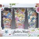 Pretty Soldier Sailor Moon Aroma Hand Cream Set of 3 fragrances Japan F/S