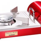 IWATANI Casette Feu Petit Slim Butane Cooking Stove CB-JRC-PS-R Red New F/S