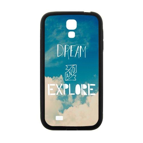 Custom Case for Samsung Galaxy s4 i9500-dream
