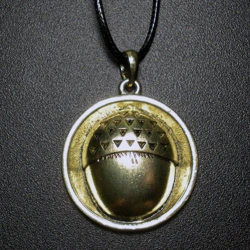 The Hobbit Baggins Acorn Pendant Necklace
