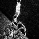 Game of Thrones House Targaryen Dragon Pendant Key Chain